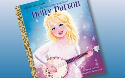 "The Dolly Parton Little Golden Book we've all been waiting for. (""We"" being my entire family.)"