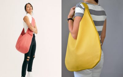 """Oversized handbags for spring and summer: Go big or go home! (Or, """"go big and also stay home"""" works too.)"""