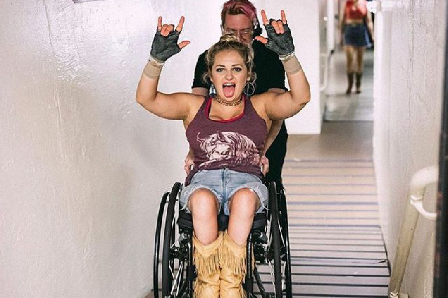 Broadway's Ali Stroker on helping kids be proud of their disabilities | Spawned Ep 239