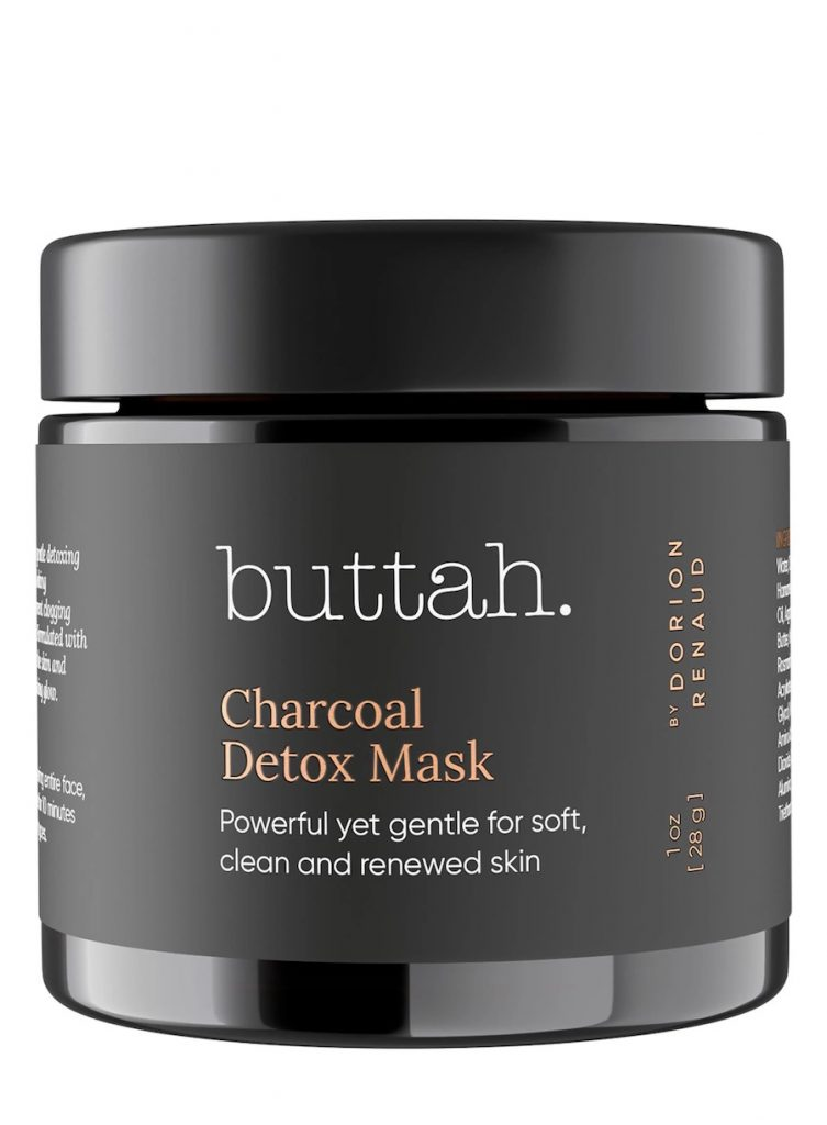 Creative Father's Day gifts: A pampering gift he wouldn't buy himself, like this Charcoal Detox Mask from Buttah Skin