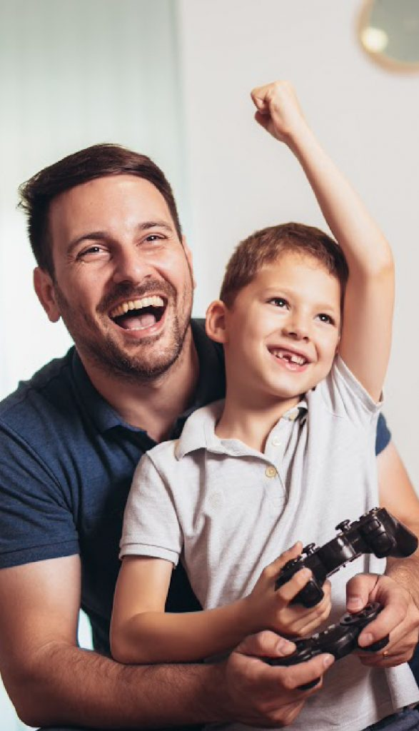 Creative Father's Day gifts for hard-to-shop-for-dads: A new multiplayer video game to play with the kids