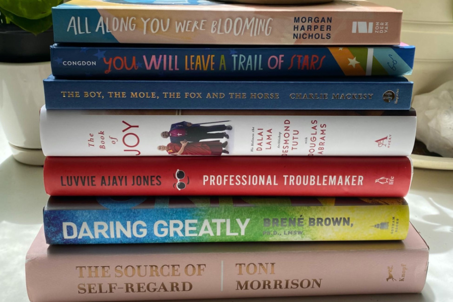 7 outstanding high school or college graduate gift books: On stepping into the arena, dreaming with eyes wide open, and professional troublemaking (in the best possible way)