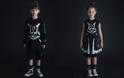 Save 40% on these cool Star Wars clothes that kids will wear long after May the Fourth.
