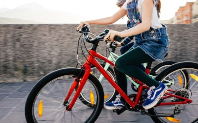 We found a new bike for kids 5-12 that's made to grow with them — in smarter and safer ways than just raising a seat