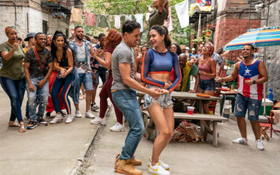 In the Heights movie is a celebration of love, dreams, community, family, and the melting pot that makes New York the greatest city in the world