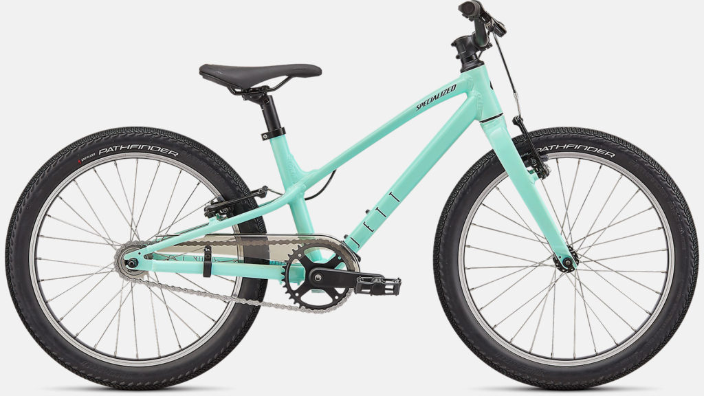 The Specialized Jett bike for kids is designed to grow with them in smarter ways than just raising a seat