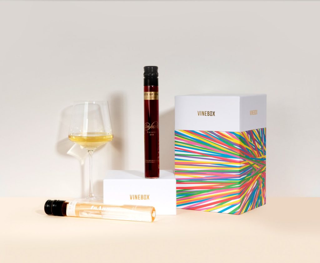 Favorite Pride items supporting LGBTQ+ causes: the Vinebox Pride set of wines