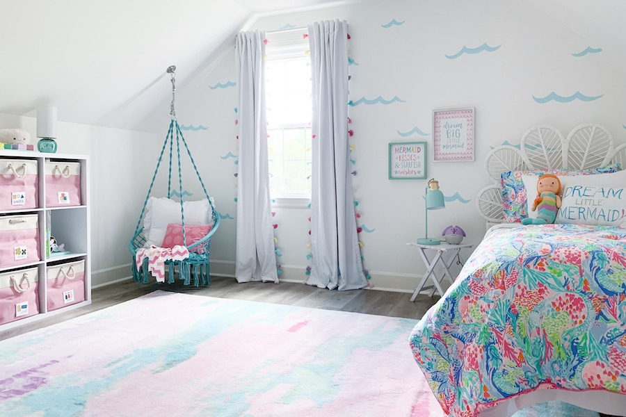 This non-profit creates absolutely free, Instagram-worthy room makeovers for adopted kids and foster families