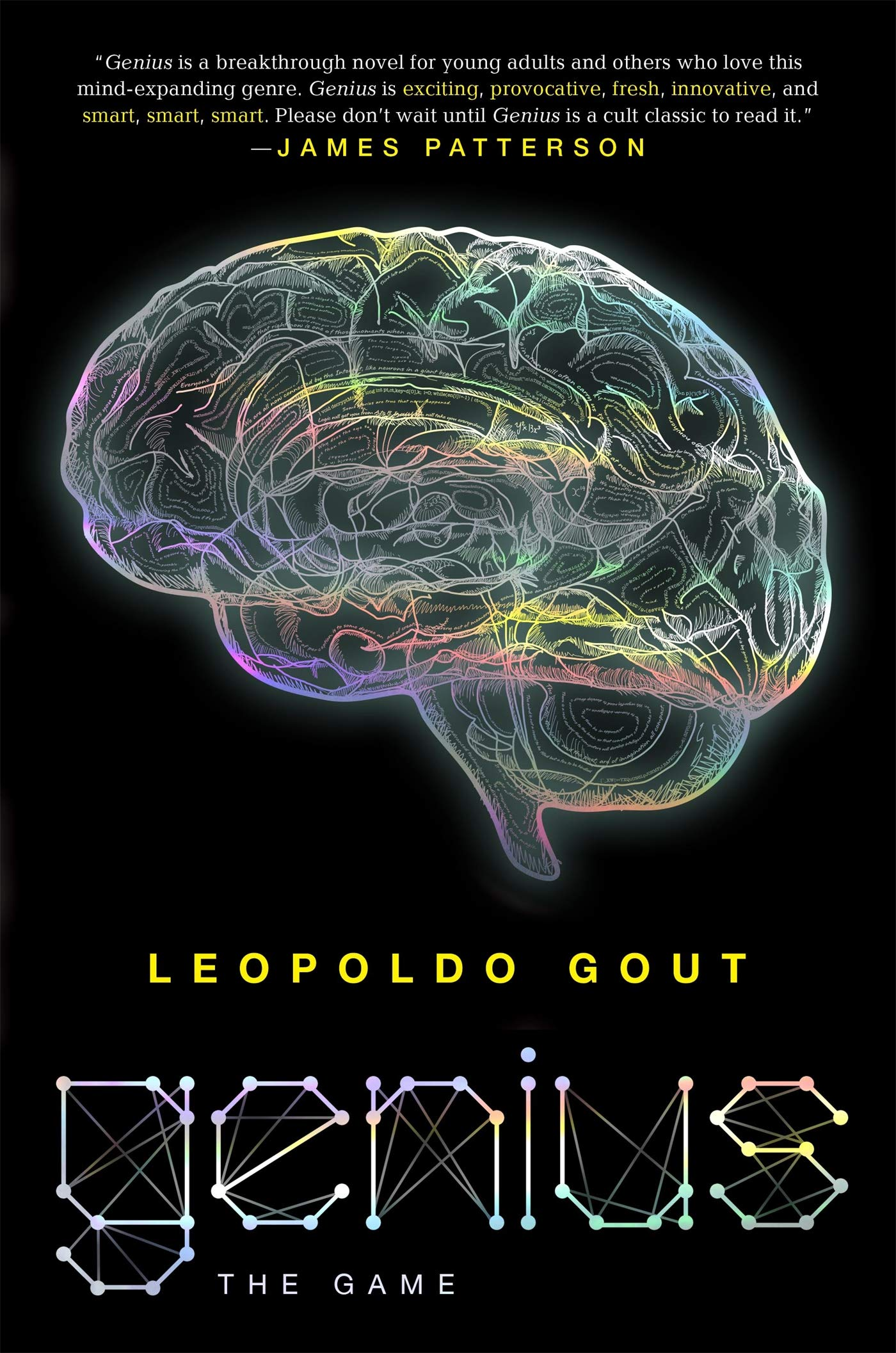 Books for kids who like video games: Genius: The Game by Leopoldo Gout