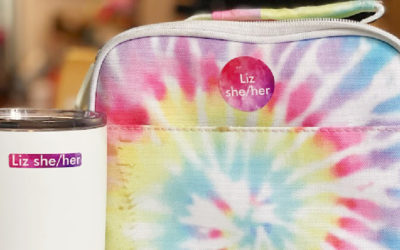 12 smart personalized label ideas for back to school, from a completely label-obsessed mom
