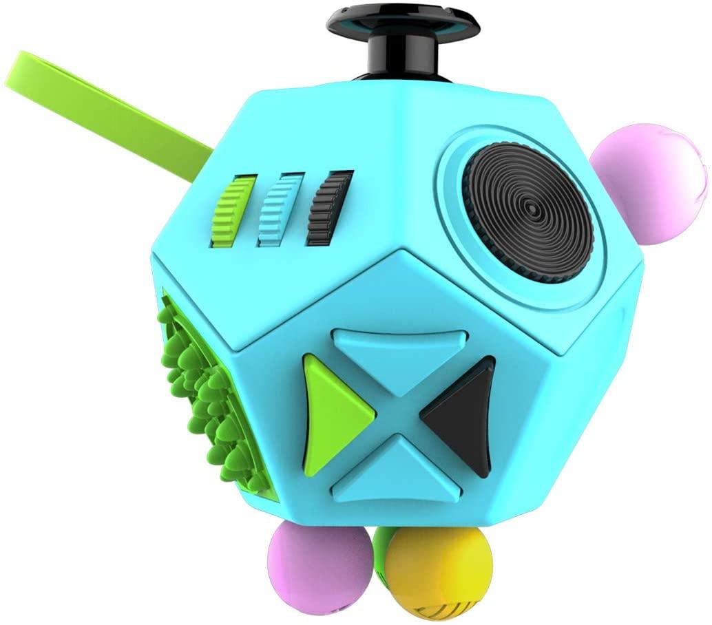 7 cool fidget toys that aren't spinners: Decadon fidget toy | Amazon