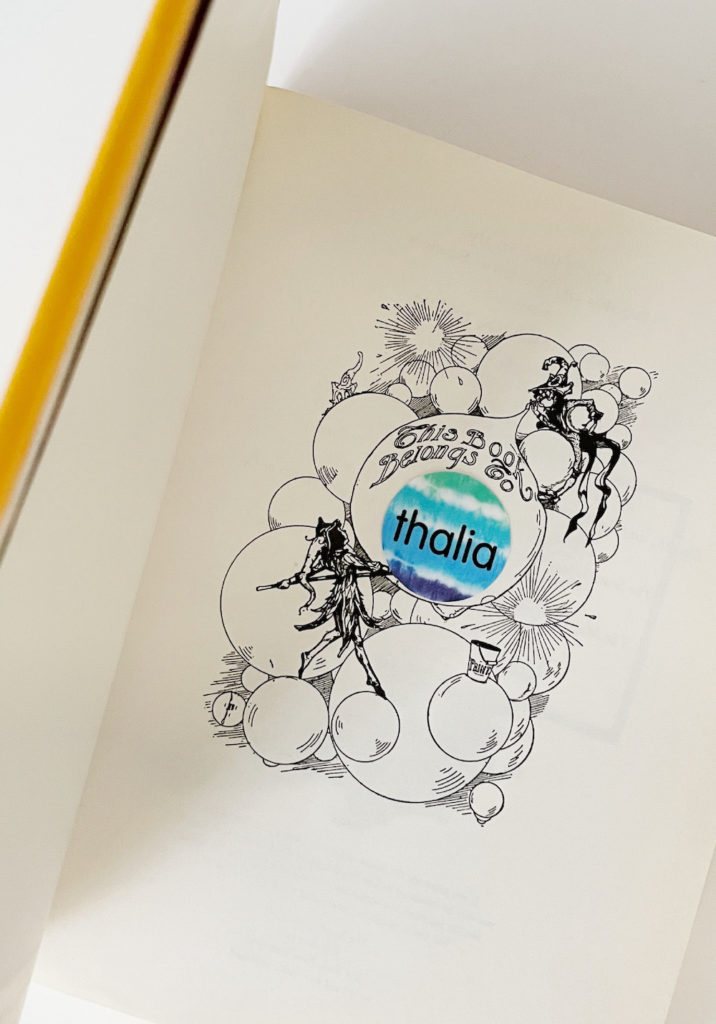 Creative ideas for personalized labels: Use them to make books more inviting   Cool Mom Picks in partnership with Mabel's Labels