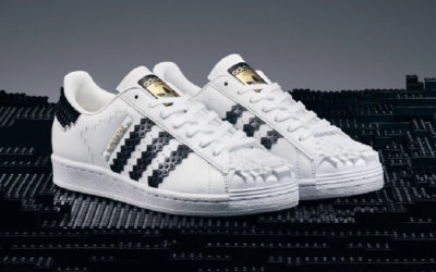 For every parent who's yelled about stepping on a LEGO, this new Adidas collection is for you.