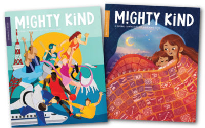 Mighty Kind: A fun, compassionate, anti-racism, pro-kindness magazine for today's kids