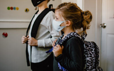 Mask mandates, the Delta variant, and back to school: Who will protect our children?