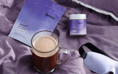If you're having trouble sleeping, Dream Powder helps naturally.