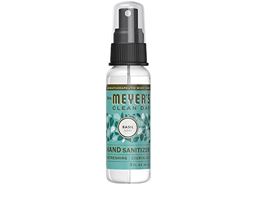 Where to find Mrs. Meyers basil hand sanitizer and other essentials for fall