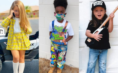From Elle Woods to Fresh Prince: 12 of the best 90s Halloween costumes for kids