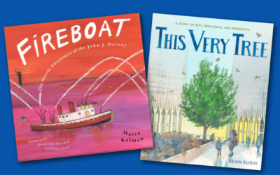 5 must-read children's books about 9/11, featuring heroes and helpers