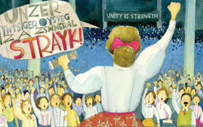 What is Labor Day? This book (and its read-aloud video) is a perfect way to explain.