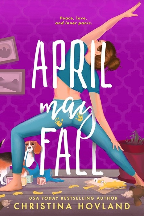 April May Fall by Christina Holland is just a good, fun read (sponsor)