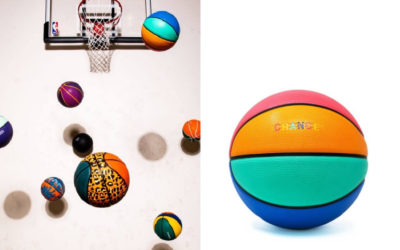 Chance Basketballs give every move on the court more style. But that's not all they do.