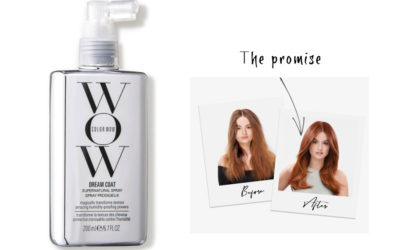 Is the Color WOW Dream Coat anti-frizz treatment the miracle product that influencers claim? We tried it.
