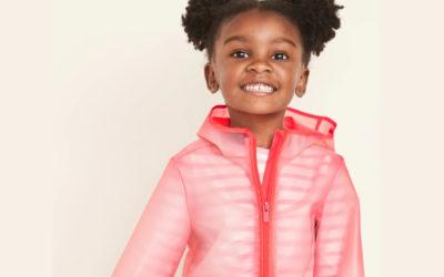 7 cute rain jackets for little kids…all under $30
