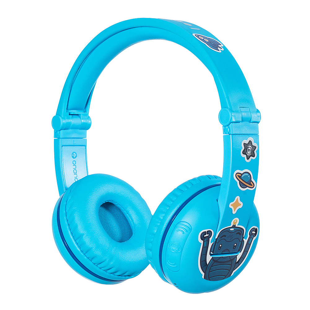 Volume Limiting Kids' headphone from Budd Phones | The Coolest Gifts for 4 year olds