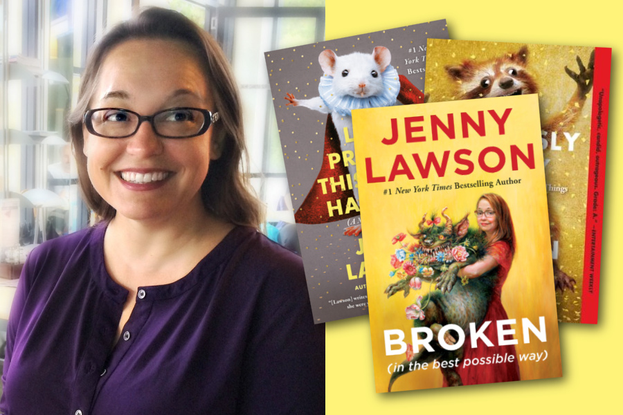 Jenny Lawson on depression, anxiety and why we have to talk about it  | Spawned Episode 255
