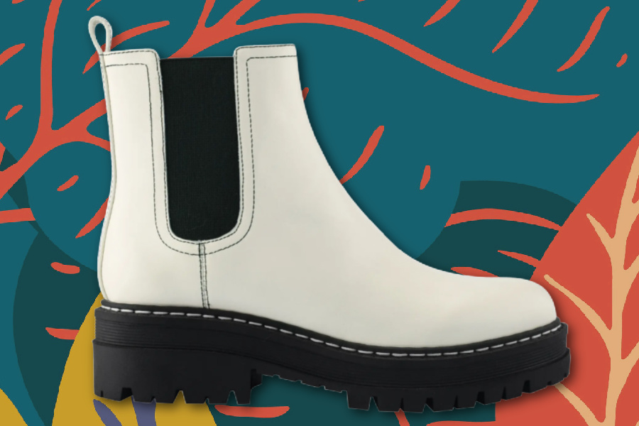 My fave chunky boots for fall 2021 that take you right into winter. Bring on the lug soles!