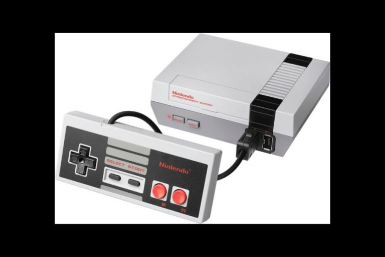 The NES Classic is back. Back again.