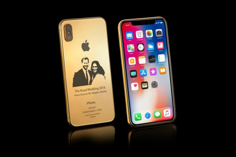 Web cool: Game controllers for users with disabilities, a gold Royal Wedding iPhone X, and the smart luggage ban