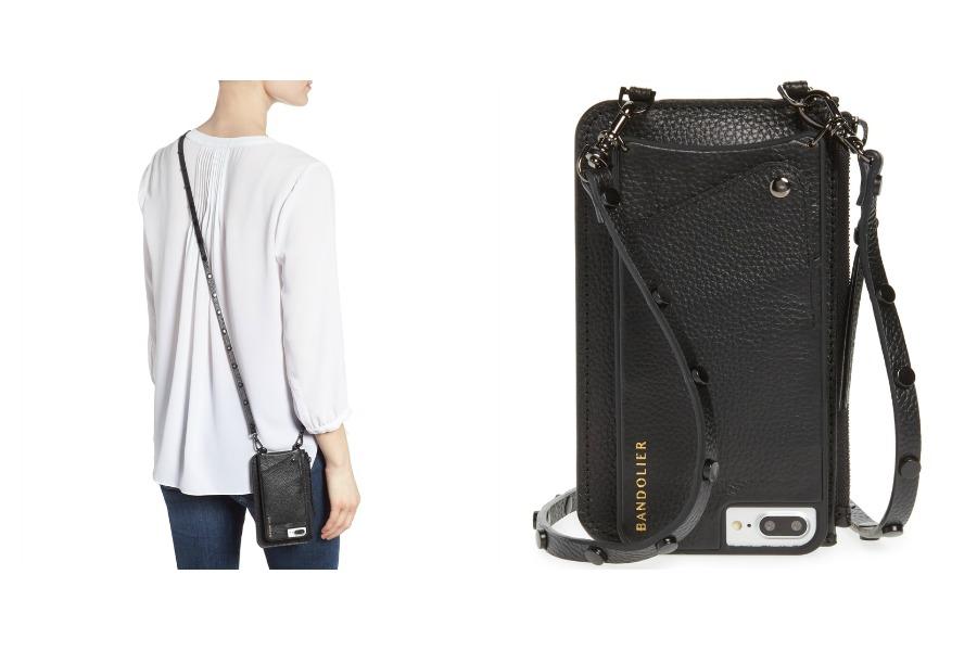Our favorite crossbody iPhone bag, now on sale!