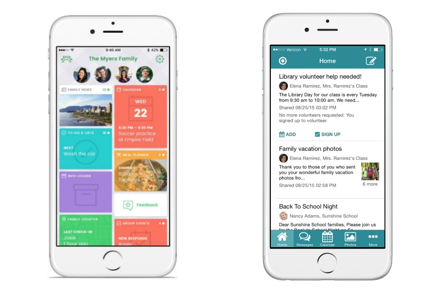 Back to School Tech: The best apps to help you get organized, parents!