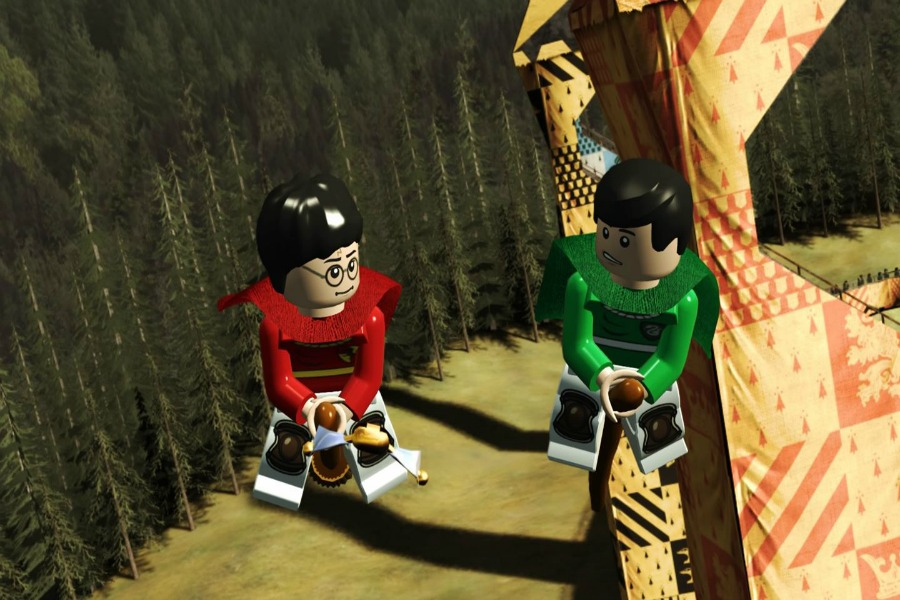 Calling all video gaming Potterheads! The LEGO Harry Potter Collection is here.