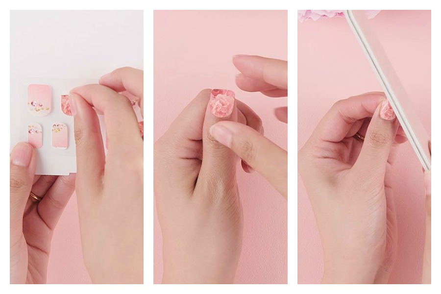 Skip the nail salon and print your own nail decals at home.