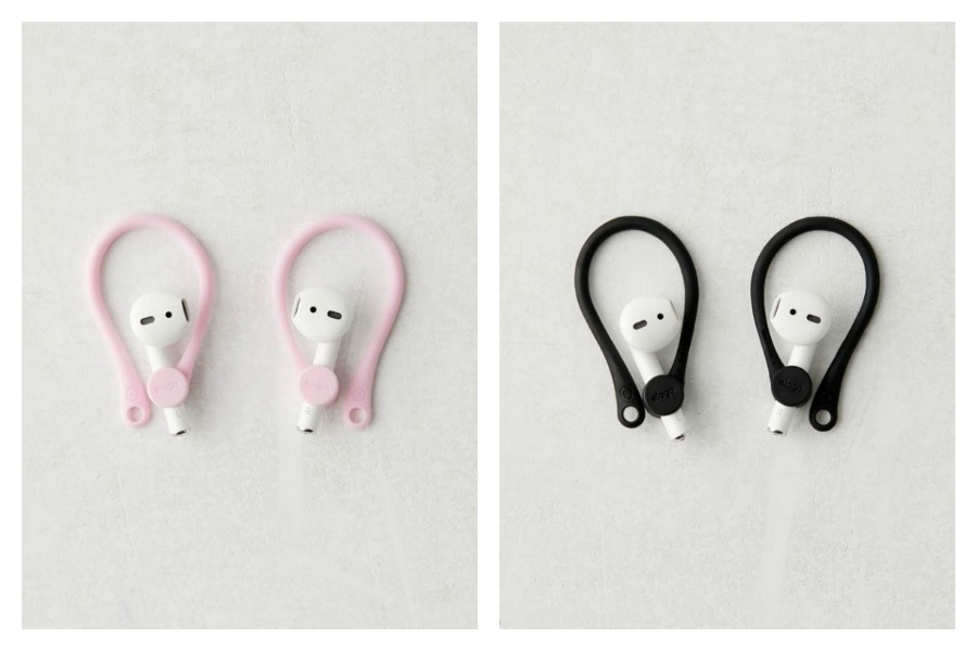 How to keep your AirPods from falling out? You need EarHooks.