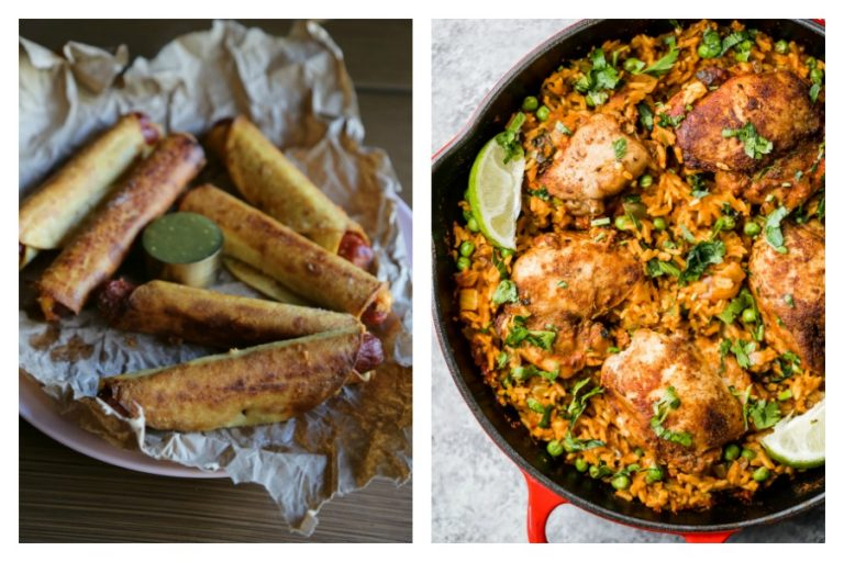 Next week's meal plan: 5 easy recipes for the week ahead, from a San Antonio specialty to Mama's Arroz con Pollo.