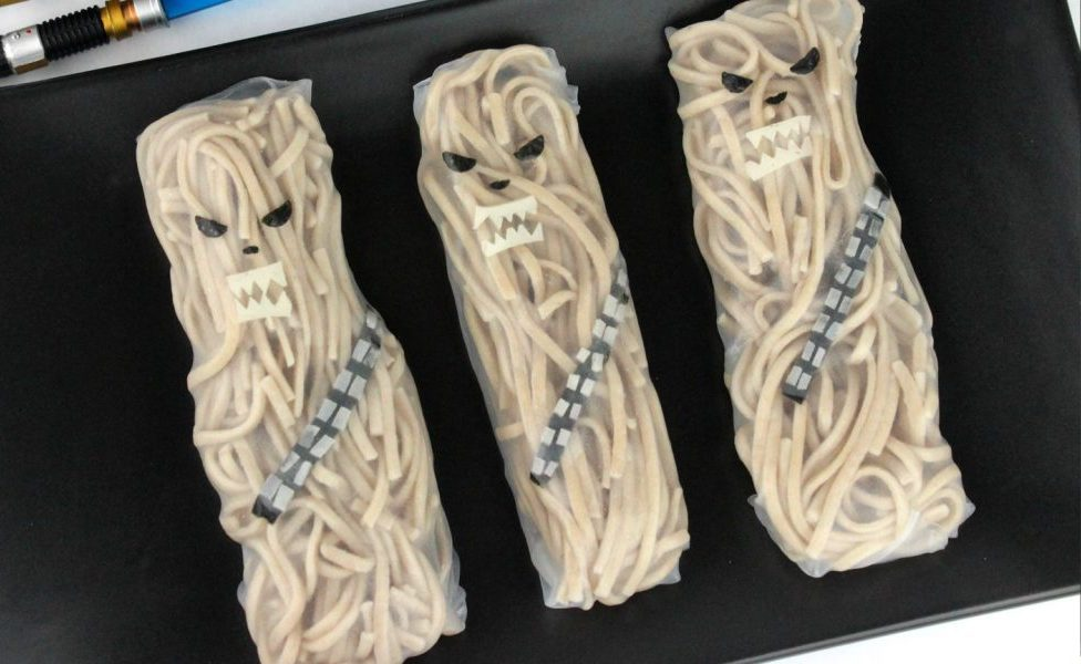 7 Solo movie themed Star Wars Treats great for a big party or just...Solo. Ha.