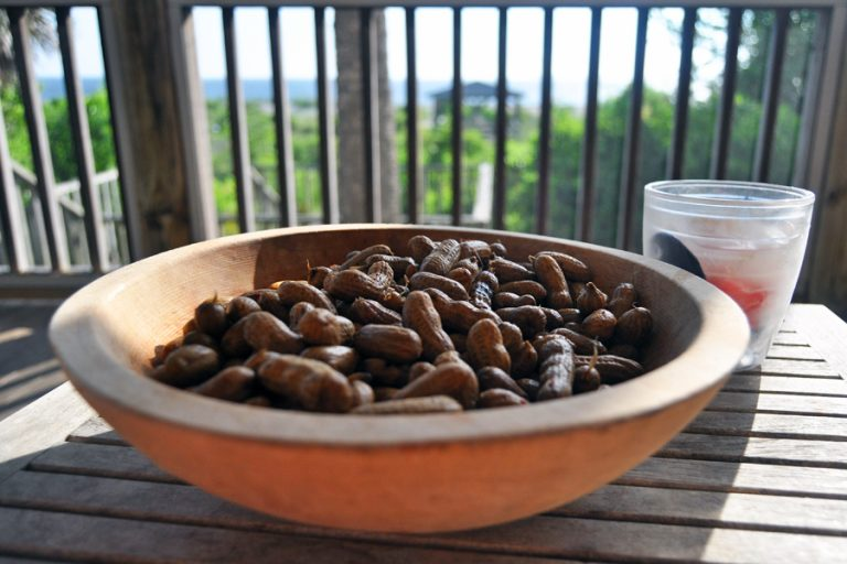 How to make boiled peanuts like a pro: The best recipe from a southern cook.