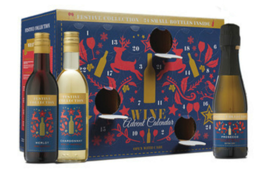 the aldi wine advent calendar may be all you want for christmas - Best Christmas Gifts For Mom 2014