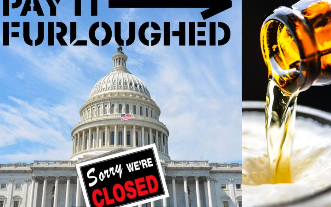 #PayItFurloughed lets you  buy a beer for a furloughed government worker during the shutdown