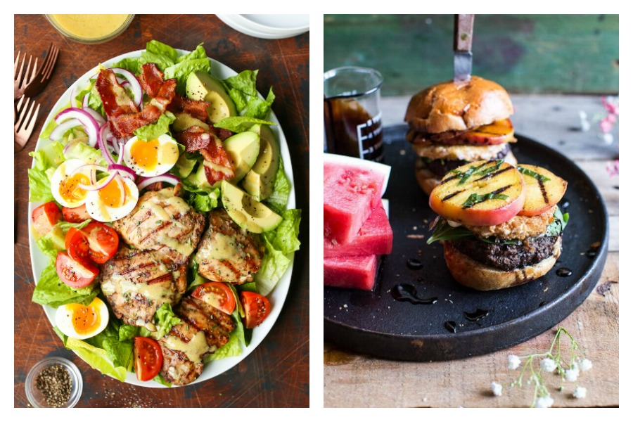 Weekly meal plan: 5 easy meals for the week ahead, including the most outrageously delicious burger toppings