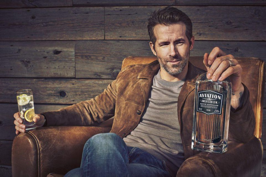 Celebrity liquor: It's a thing
