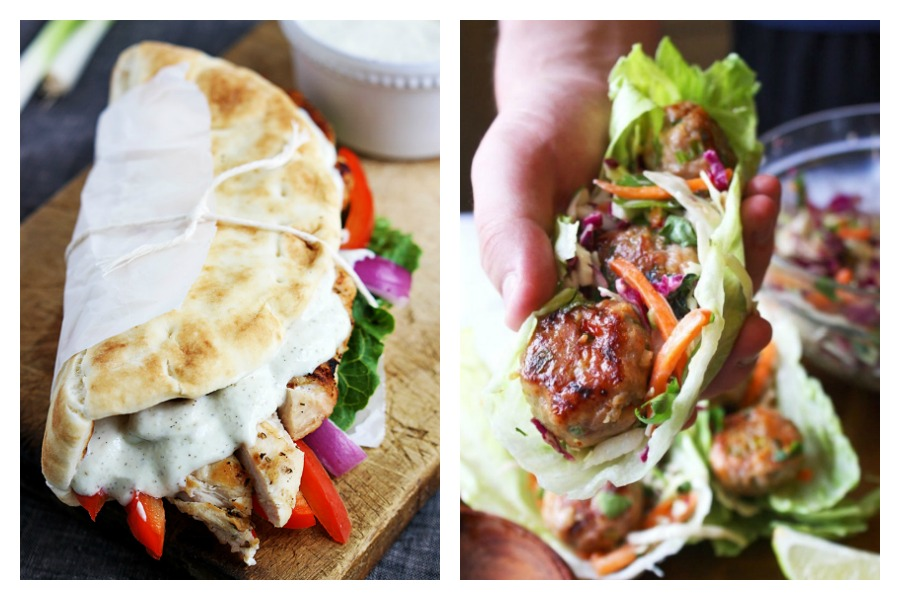 Weekly meal plan: 5 easy meals you can cook in 30 minutes or less