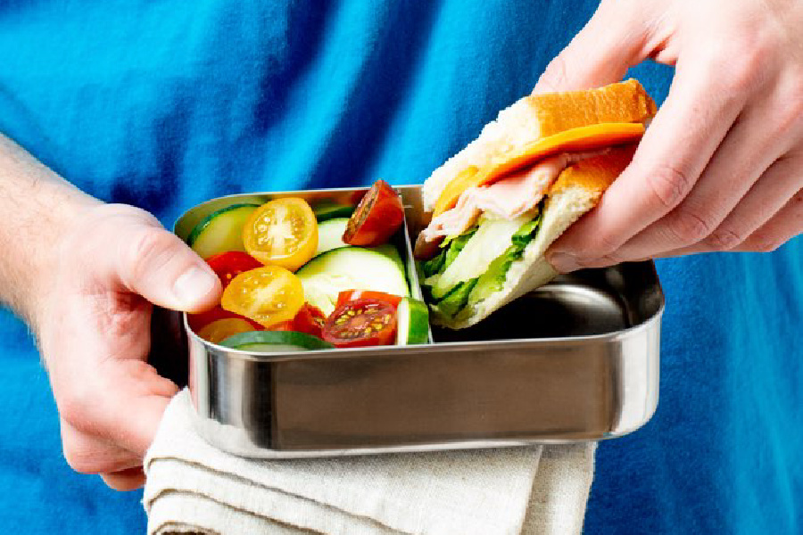 Dozens of our favorite school lunch ideas that kids can make...even when school is at home