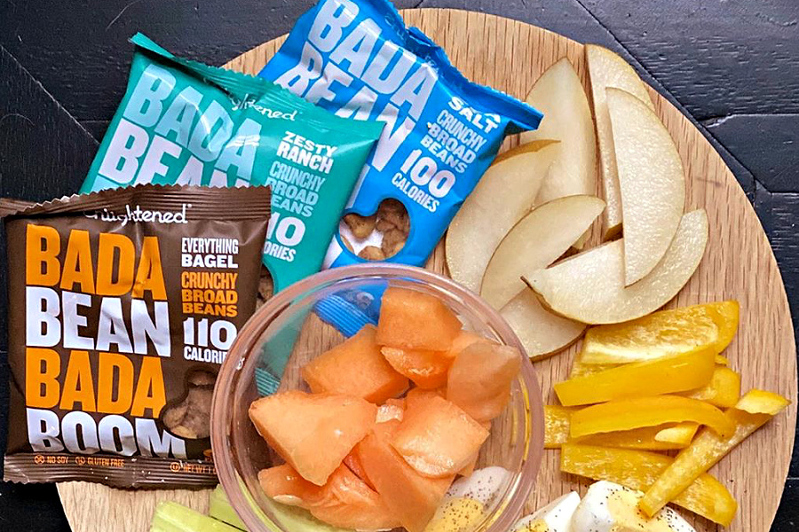 6 snack tray ideas for kids to munch on independently all day. Say no to snack servitude!