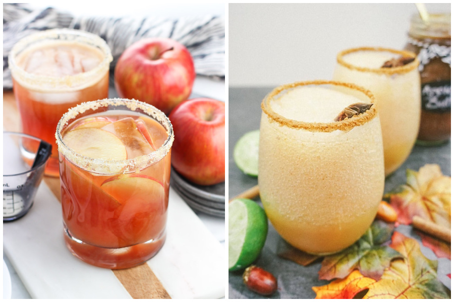 Thanksgiving Margaritas: The Pinterest trend we didn't know we needed.