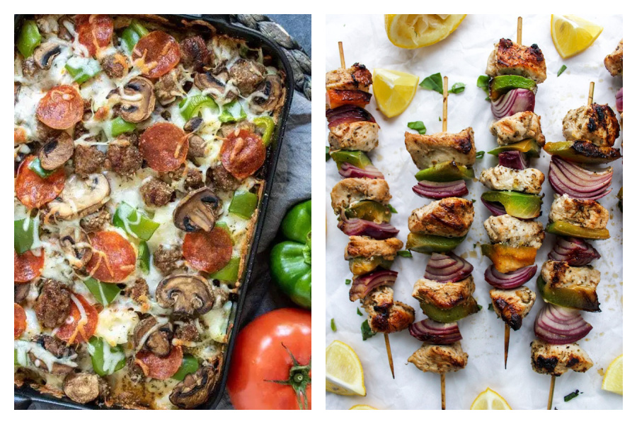 5 easy high-protein, low-carb family dinners | 2021 Weekly Meal Plan 7